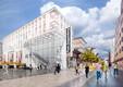 Будущий офисно-торговый комплекс Porto Franco у Таллиннского порта.