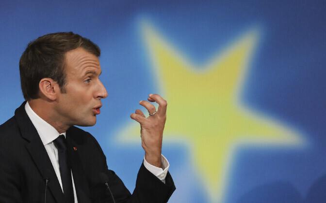 ICE algatus sai tõuke Prantsuse presidendi Emmanuel Macroni Sorbonne'i ülikoolis 2017. aasta 26. septembril Euroopa tuleviku teemal peetud kõnest.