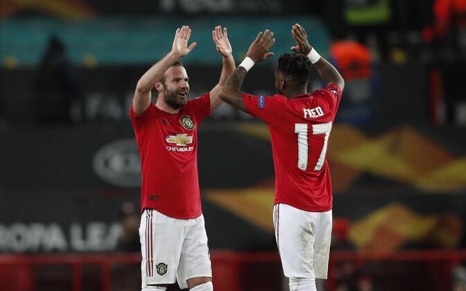 Manchester Unitedi mängijad