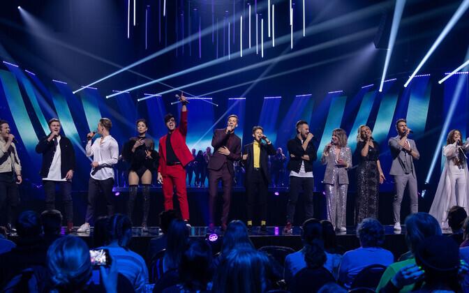 Eesti Laulu proov 28.02