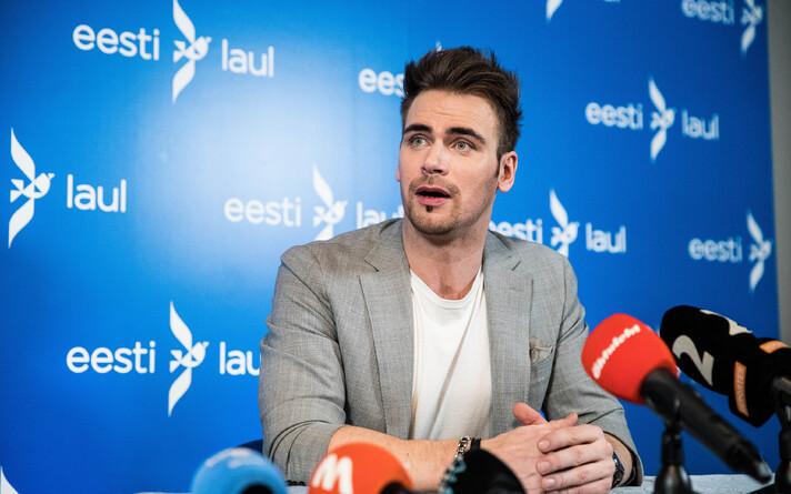 Эстонию на конкурсе должен был представлять Уку Сувисте.