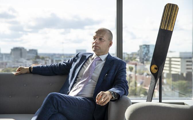 CEO of luteCredit Europe Tarmo Sild.