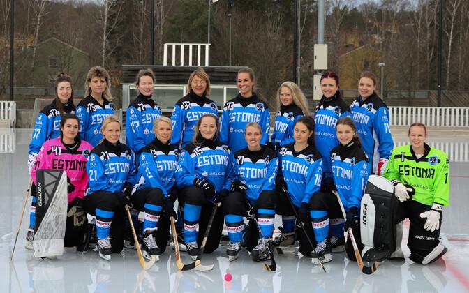 Eesti jääpallinaiskond