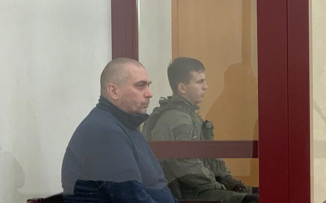 Narva piiripunkti väravaid ramminud autojuht kohtus.