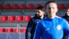 Naiste jalgpallikoondise kehalise ettevalmistuse treener Andrei Veis