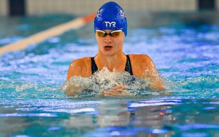 Энели Ефимова.