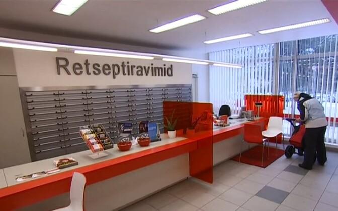 В эстонских аптеках теперь можно покупать лекарства по рецептам, выписанным в Финляндии и Хорватии.