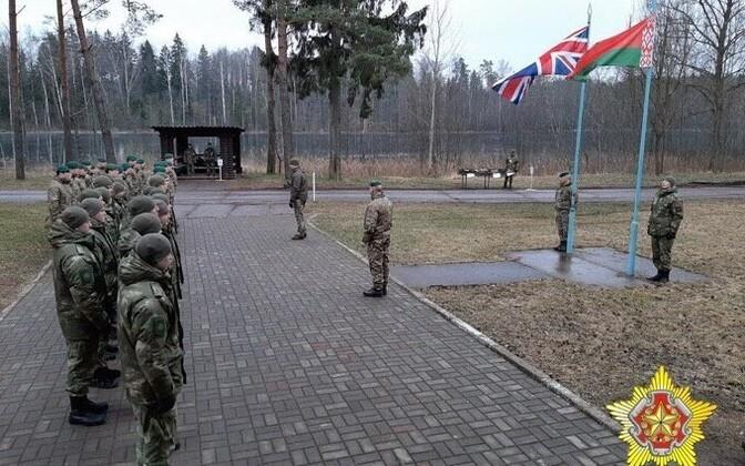 Valgevene-Briti ühisõppus