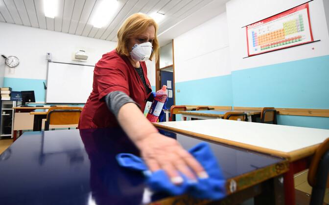 ВИталии из-за коронавируса закрывают все школы иуниверситеты
