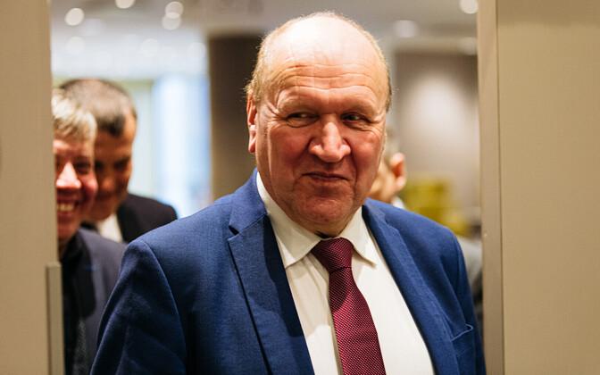 Председатель EKRE Март Хельме.