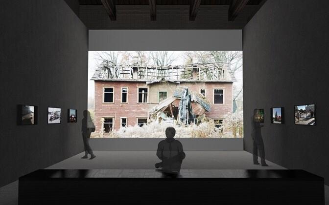 Eesti töö Veneetsia arhitektuuribiennaalile