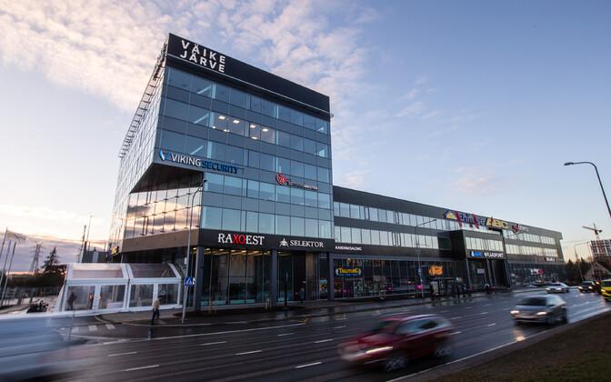 Торговый центр Вяйке-Ярве.