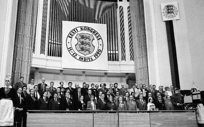 Eesti Kongress oli rahvaalgatuse tulemusel 24.02.1990 toimunud üleriigilistel valimistel valitud rahvaesindajatest moodustatud Eesti Vabariigi õigusjärgsete kodanike esinduskogu.