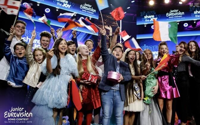 Laste Eurovisioon