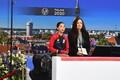 Алиса Лью (США). Юниорский чемпионат мира по фигурному катанию в Таллинне.