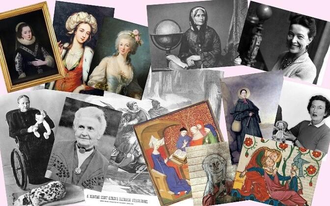 Feministeeriumi naistepäevaviktoriin