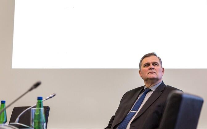 Valitsuse istung: Raivo Aeg