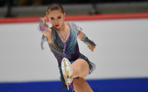 Kamila Valijeva