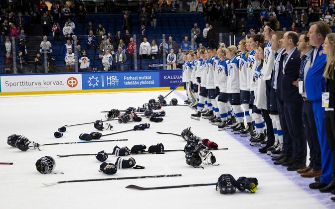 Soome naiste jäähokikoondis