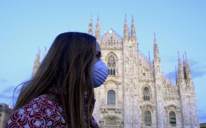 Milano toomkirik.
