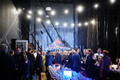 Видеоинсталляция «Череда времен в портах Эстонии»  открылась в Летной гавани  6 марта.