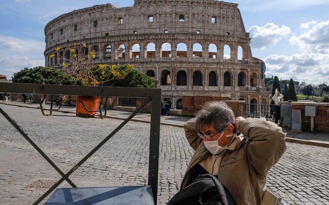 Kolosseum Roomas.