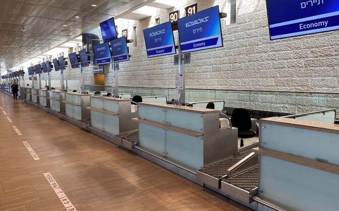 Reisijateta Ben Gurioni lennujaam.
