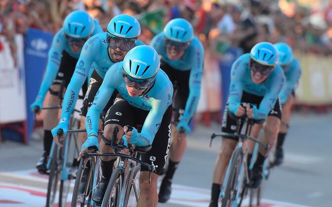 Astana ratturid