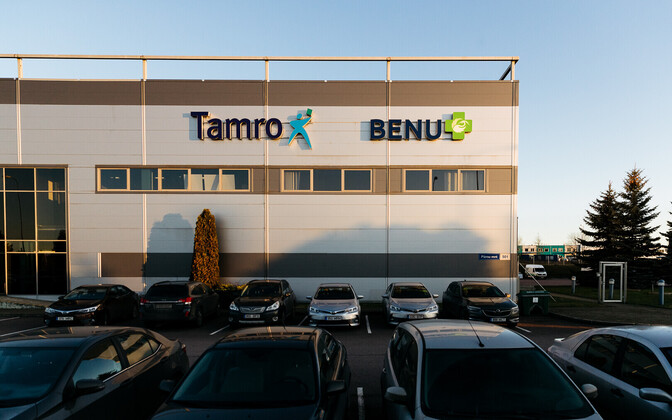 Tamro wholesaler and Benu, its associated chain.