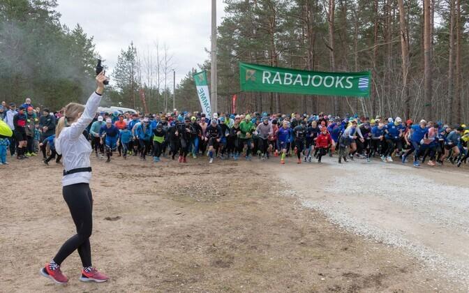 Дистанция забега Rabajooks составляет 6,3 км.