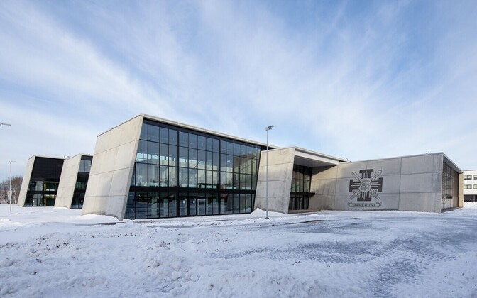The new Estonian Academy of Security Sciences building was named 2019 Concrete Building of the Year.