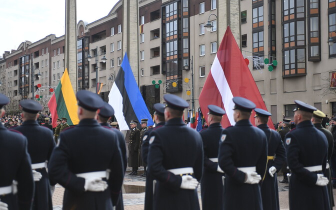 30th anniversary of the re-establishment of the State of Lithuania.