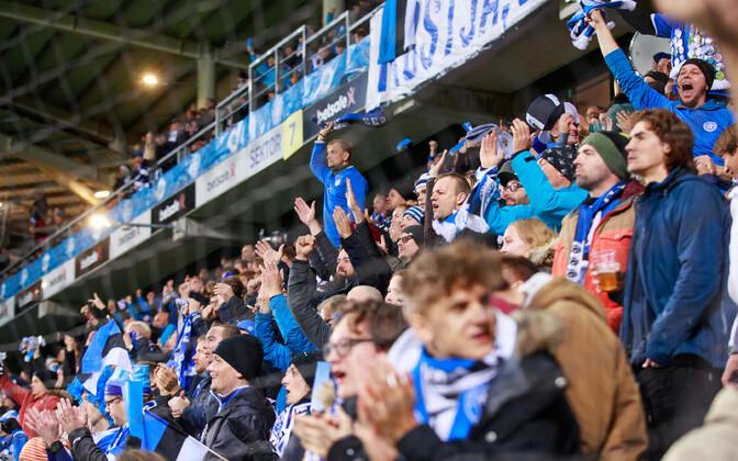 Eesti jalgpallikoondise fännid
