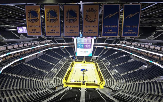 Golden State Warriorsi koduks olev Chase Center