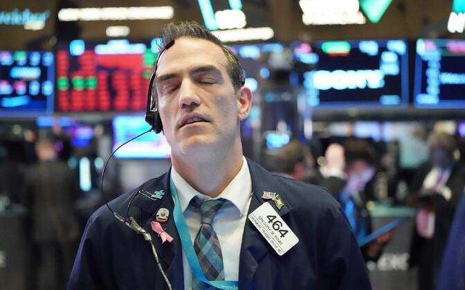 Börsimaakler New Yorgis.
