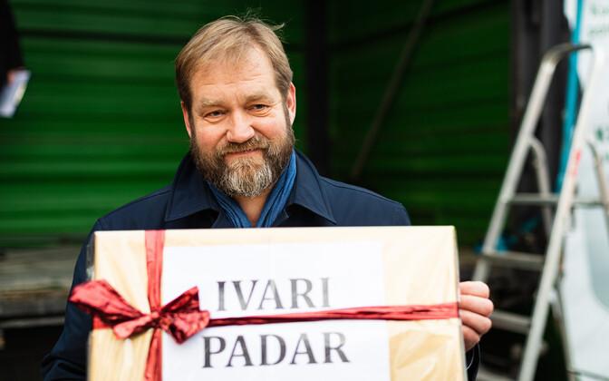 Ivari Padar.