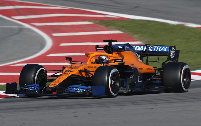 McLareni vormel