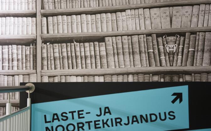 Harku vald sulgeb külastajatele ka raamatukogu.
