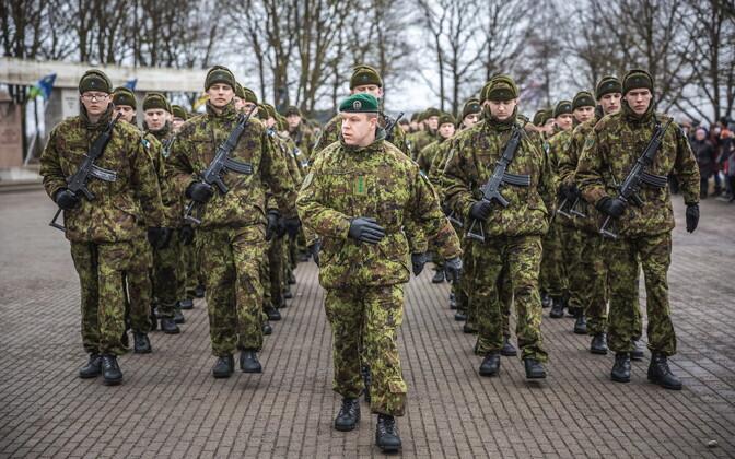 Conscripts.
