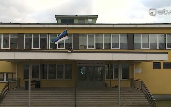 Võru Kreutzwaldi kool.