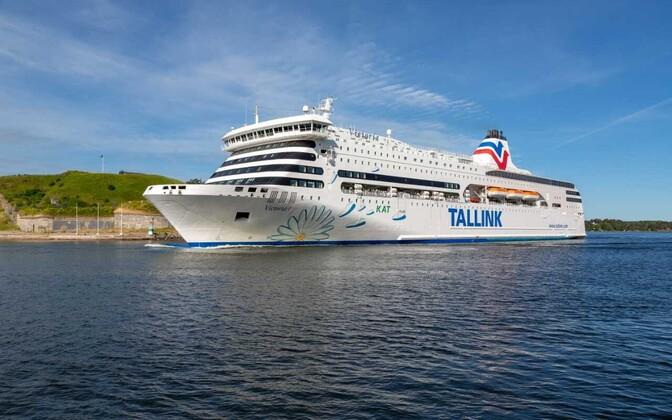 Tallinki laev Victoria I