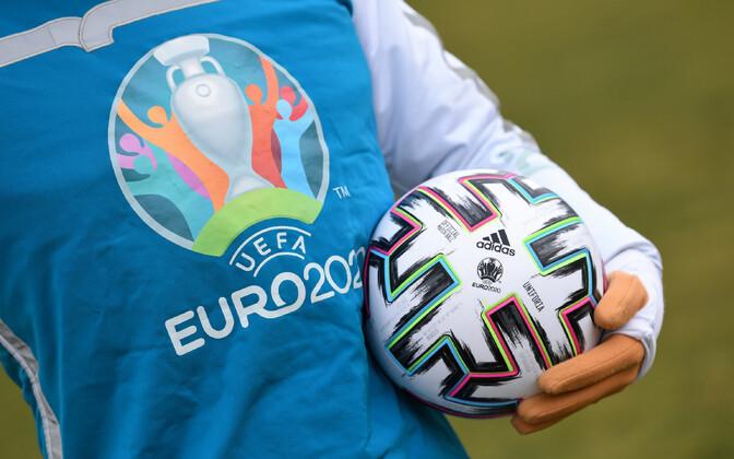 Jalgpalli EM-finaalturniiri ametlik pall