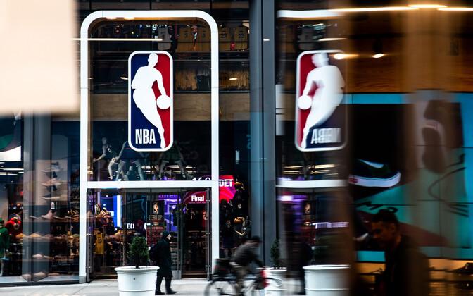 Korvpalliliiga NBA mängudega loodetakse alustada uuesti juuni keskpaigast