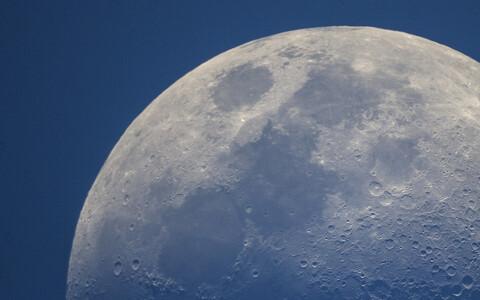 Kiirgustase on ilmselt enam-vähem samasugune üle terve Kuu