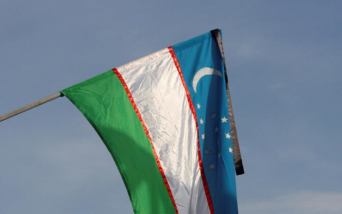 Usbekistani lipp