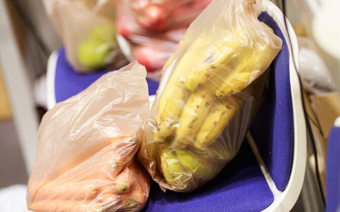 Магазины обещают, что доступность продуктов питания останется стабильной.