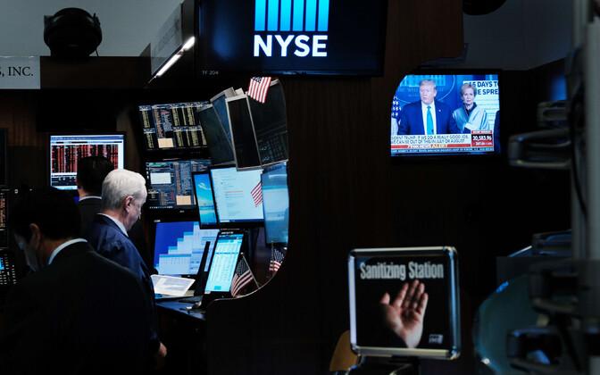 New Yorgi börs.