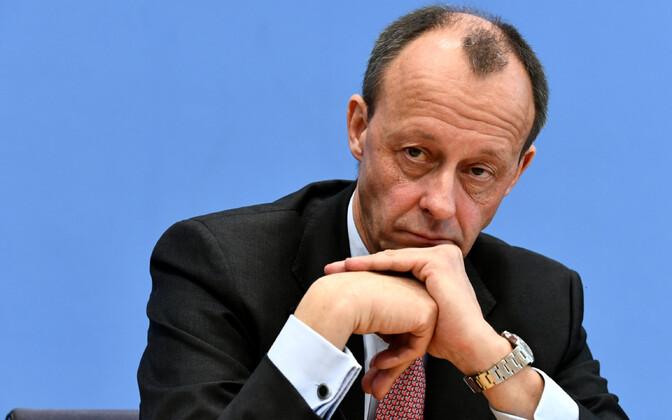 CDU poliitik Friedrich Merz.