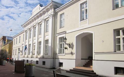 Hugo Treffneri Gümnaasium.
