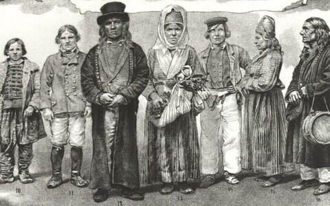 Kuigi talupojal kulus oluliselt rohkem aega argiste toimetuste peale, polnud lõbutsemine talle sugugi võõras.